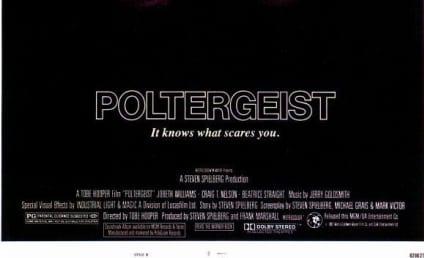 Poltergeist Remake: It's Heeeeeere