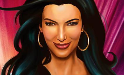 Kim Kardashian Comic Book: Coming Soon!