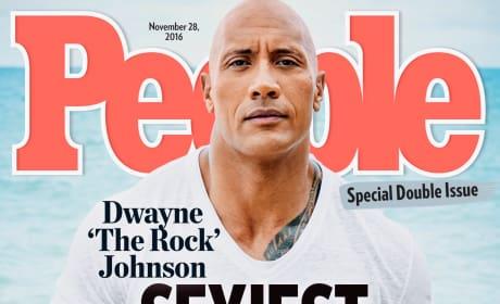 Dwayne Johnson: People's Sexiest Man Alive