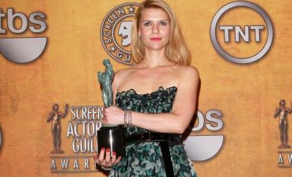 SAG Awards Fashion Face-Off: Claire Danes vs. Julia Stiles