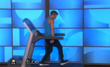 """Man Dances on Treadmill to """"Uptown Funk,"""" Lives to Tell About It: WATCH!"""