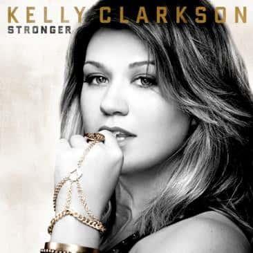 Kelly Clarkson Album Art