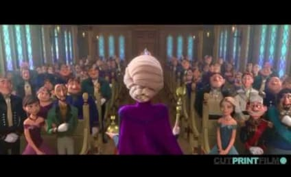 Game of Thrones-Frozen Mash-Up Wins the Internet! Watch Now!
