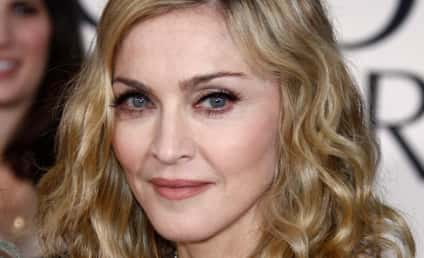 Madonna: Banned From Piers Morgan Tonight!