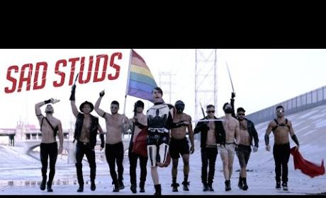 "Sad Studs Parody ""Bad Blood"" Music Video"