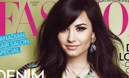 """Demi Lovato: I Was a """"Wild Child,"""" Fake Role Model"""