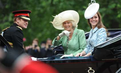 Kate Middleton: Furious Camilla is Finding Prince Harry a Wife?