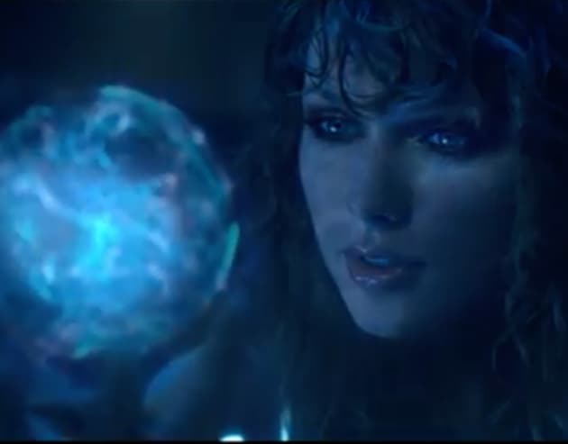 Taylor Swift Video Snapshot