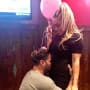 Ronnie Ortiz-Magro Kisses Baby Bump of Jen Harley