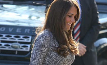 Kate Middleton Baby Bump: New Pics!
