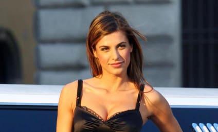 Elisabetta Canalis is Beautiful, Snow White
