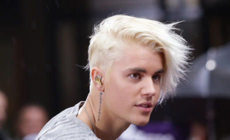 Justin Bieber Goes Platinum