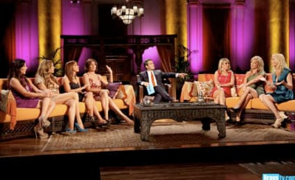 The Real Housewives of New York City Reunion Recap: Beasts! All of Them!