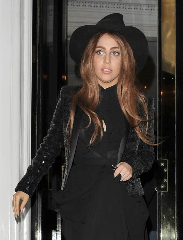 Lady Gaga On Weight Gain What About Adele The