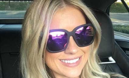 Gary Anderson: Spotted with Christina El Moussa!