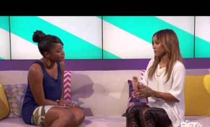 "Karrueche Tran Confirms ""Battling"" Rihanna For Chris Brown, Breakup With R&B Star"
