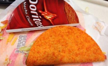 Inmate Sues Taco Bell, Claims Idea for Doritos Locos