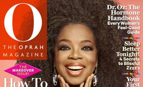 Oprah Winfrey Natural Hair