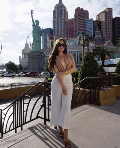 Anfisa Arkhipchenko, Here in America