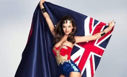 Miranda Kerr: Hottest Wonder Woman Ever?