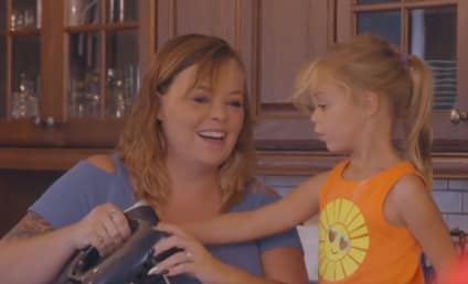 Catelynn Lowell: See the Adorable Moment She Tells Her Daughter She's Pregnant!