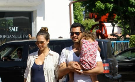 Jessica Alba, Cash Warren, Honor