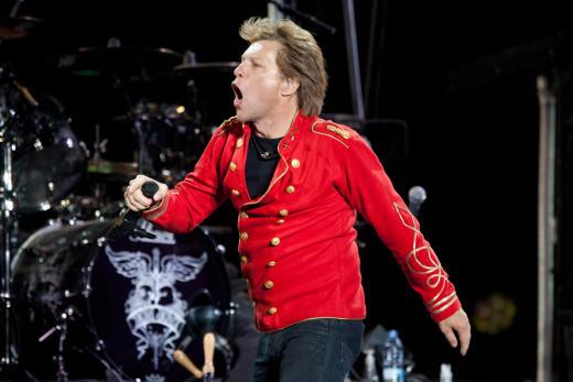 Jon Bon Jovi in Portugal