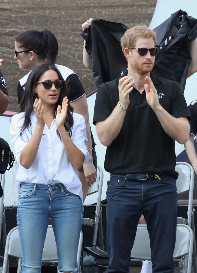 Meghan Markle Engagement Ring All The Rumored Details