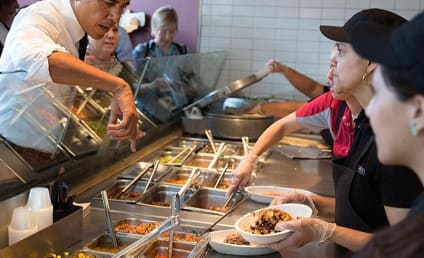 Barack Obama Reaches Over Chipolte Sneeze Guard, Raises Internet Ire