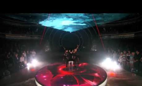 Riker & Allison - Tango (Dancing with the Stars)