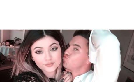 Kylie Jenner: Drunk In Love Dance