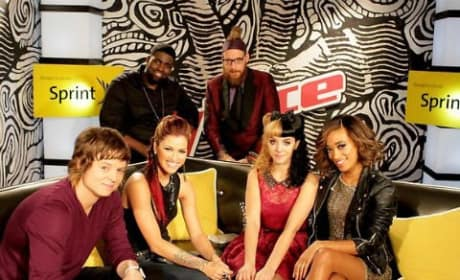 Did Holly Tucker deserve to be eliminated from The Voice?