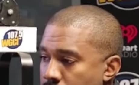 Kanye on the Radio