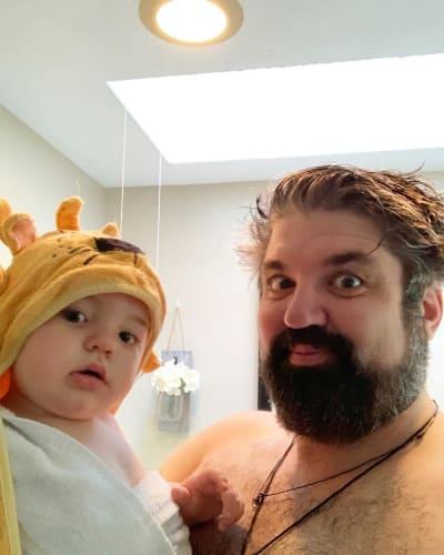Andrew Glenn Beam in Baby James
