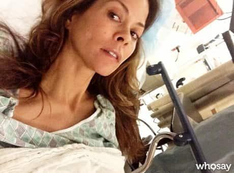 Brooke Burke, Cancer Treatment