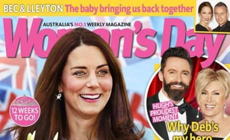 Kate Middleton Photoshopped Tabloid Cover