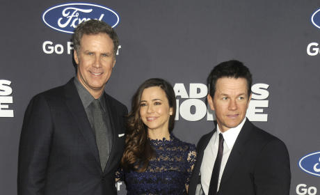 Will Ferrell, Linda Cardellini and Mark Wahlberg: NY Premiere of 'Daddy's Home'