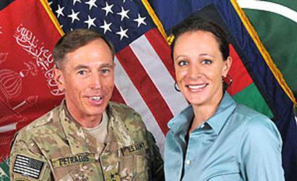 David Petraeus: Barbara Walters' Most Fascinating Person of 2012!