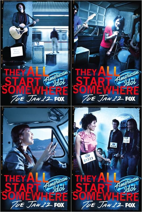 American Idol Posters