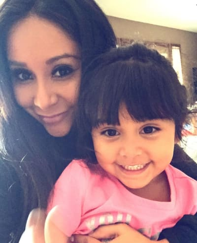 Snooki, Daughter