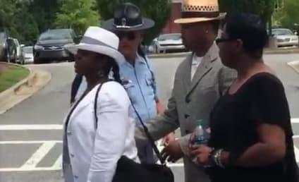 Bobbi Kristina Brown Death Photo: Shopped Around at Funeral?!
