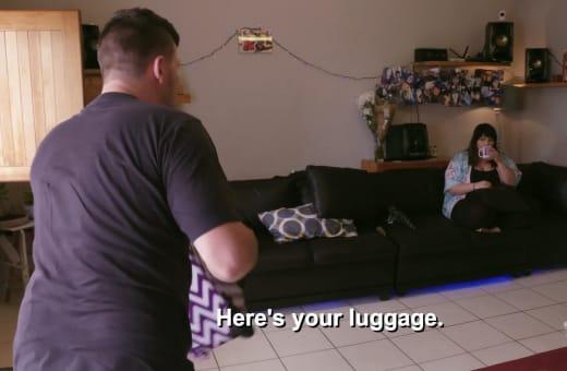 HEA Season 6 Promo - Ronald Smith - here's your luggage