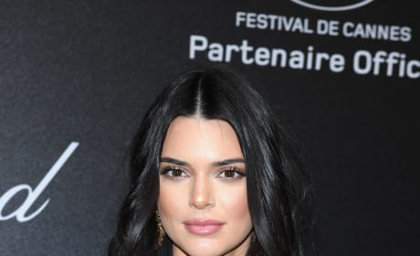 Kendall Jenner at 2018 Cannes Film Festival