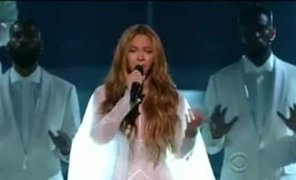 Beyonce Grammy Awards Performance: Star Closes Show With Moving Gospel Number