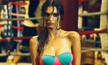 Emily Ratajkowski: My Boobs Are Real and They're Spectacular!