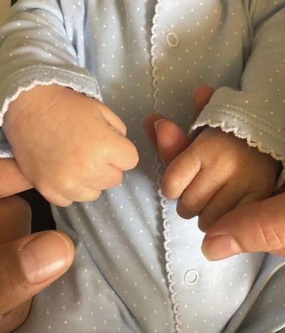 Jeremy Meeks Baby