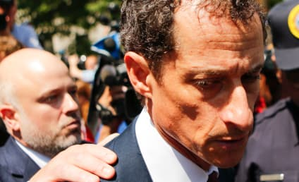 Anthony Weiner to Serve Prison Time For Sexting Teen Girl