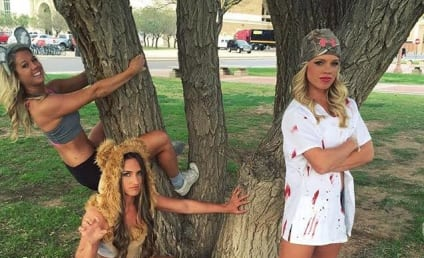 Kendall Jones Dresses as Walter Palmer for Halloween: Funny or Foul?