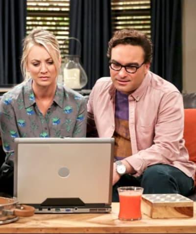 Big Bang Theory Scene