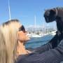 Christina El Moussa Has a Dog